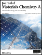 Journal cover: Journal of Materials Chemistry A