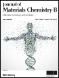 Journal cover: Journal of Materials Chemistry B