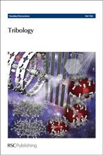 FD156: Tribology